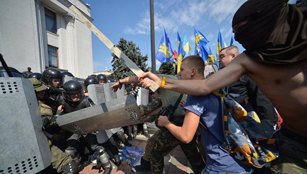 Майдановцы стали основной угрозой для киевских властей