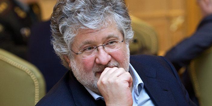 Тайный контракт с «Укрнафтой» лоббирует интересы Коломойского