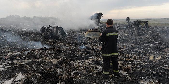 ДНР сделала заявление по делу о крушении Boeing в Донбассе