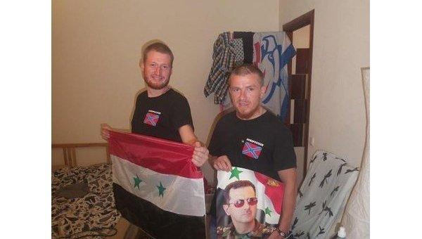 Корреспондент LifeNews опроверг слухи о пленении «Моторолы» в Сирии