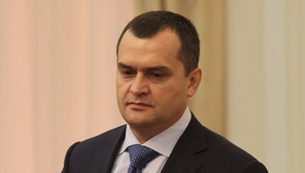 Виталий Захарченко: Сеанс саморазоблачения Наливайченко и Порошенко