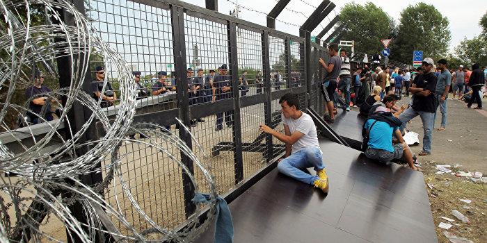 Мигранты заставили ЕС создать единую пограничную систему