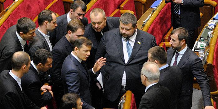 Верховная рада дала согласие на арест Мосийчука