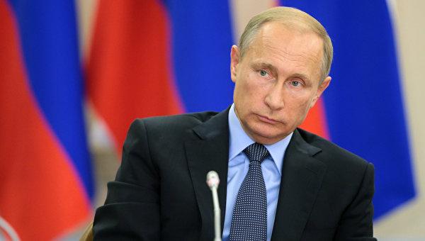 Путин едет в Нью-Йорк
