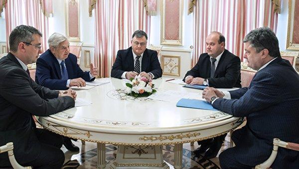 Сорос считает Украину «активом ЕС»