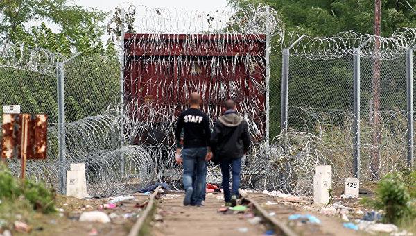 Сербию превращают в лагерь для беженцев