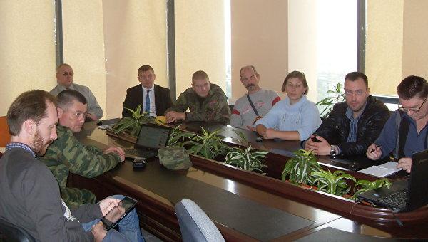 «Одесситы-антифашисты, объединяйтесь!» В Донецке собрались одесские «сепаратисты»