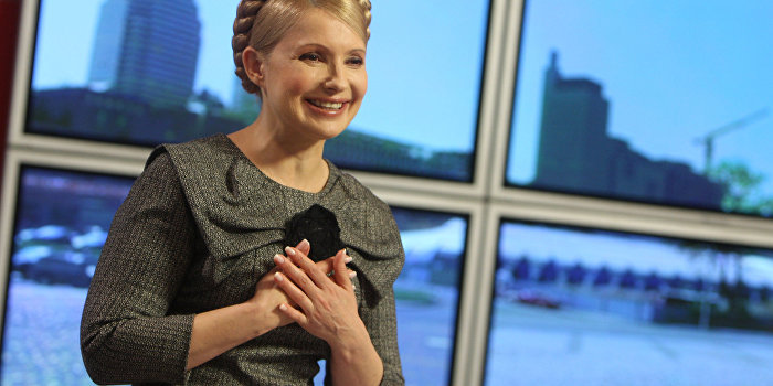 Украинцы требуют отправить Тимошенко в Гондурас