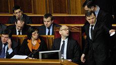 Каплин: Яценюк и Яресько загоняют Украину в рабство