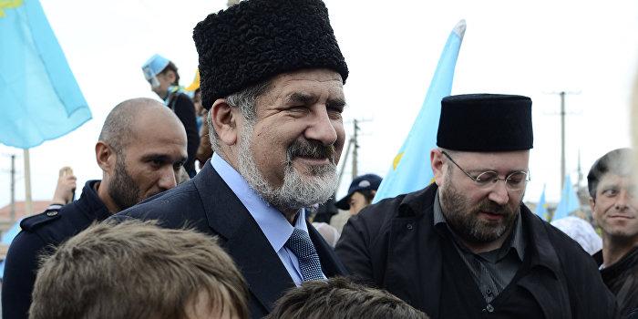 Шарий: Два крымско-татарских паука нагребут денег со своего народа