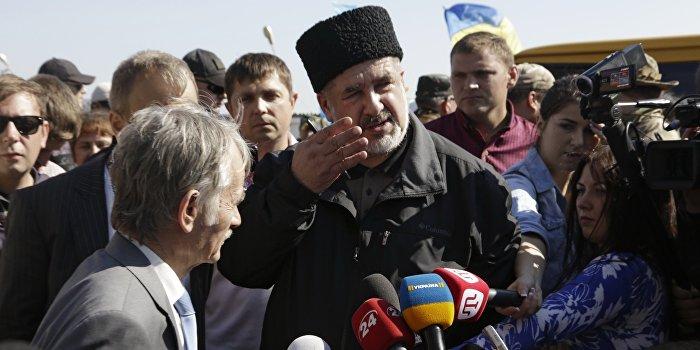 Джемилев выдвинул требования Москве