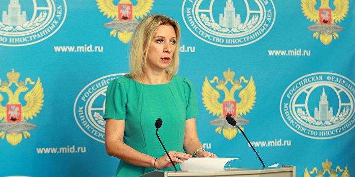 Захарова предложила Порошенко темы для исповеди на Генассамблее ООН