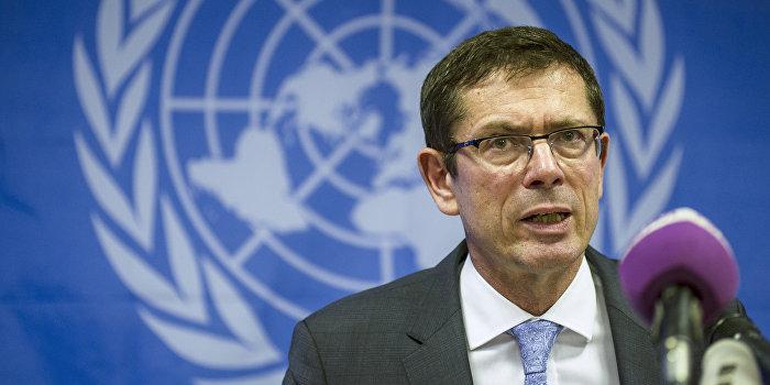 Помощник генсека ООН прибыл с визитом на Украину