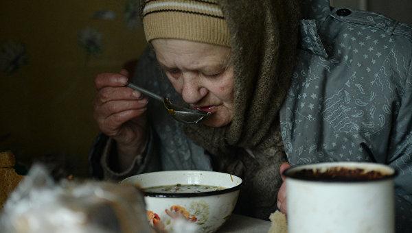 Достижение Яценюка: нищих в Украине стало в 11 раз больше