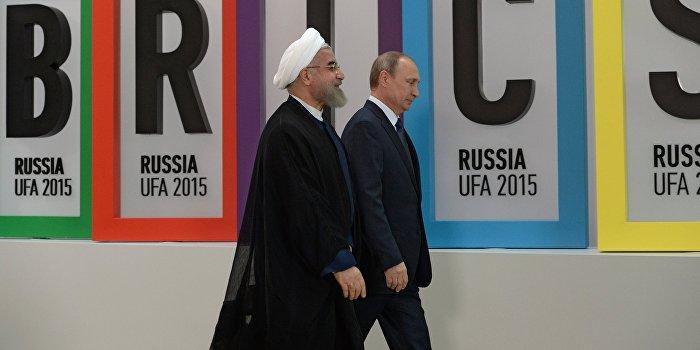 Иран будет бороться против ИГИЛ вместе с Россией