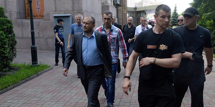 Ярош не рвется в президенты Украины