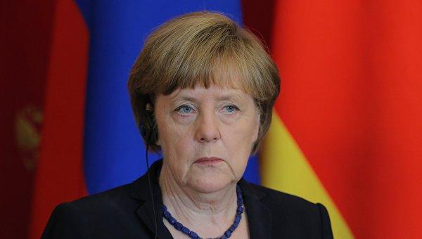 Меркель считает, что без России Европа не решит проблему с беженцами