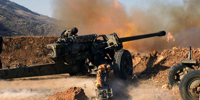 СМИ: Россия может нанести авиаудары по позициям ИГИЛ в Сирии