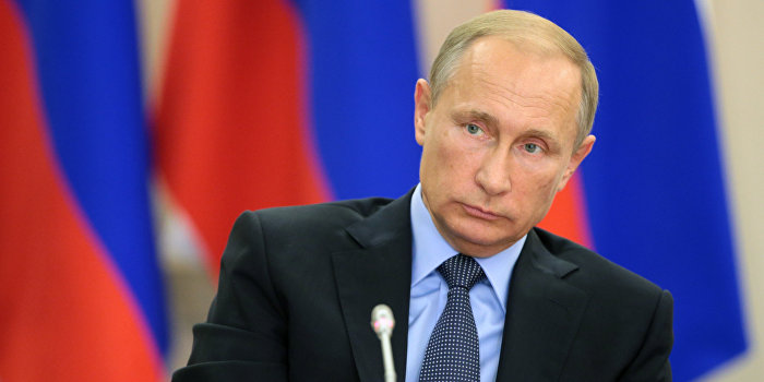 The Telegraph: Спасибо, Господи, за Владимира Путина