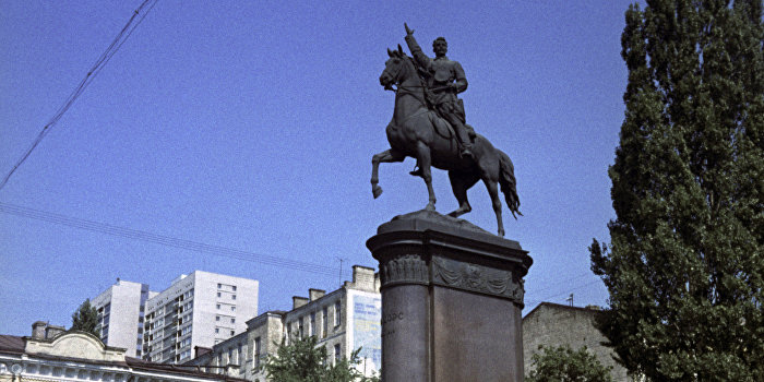Бандеровская ИГИЛизация культуры и истории Украины