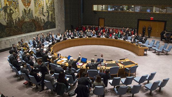 ООН обвинила Киев в нарушении прав жителей Крыма