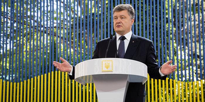 СМИ: Президента Порошенко в детстве называли Пьеро