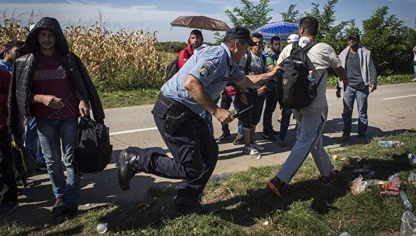 Как беженцы рассорили Европу