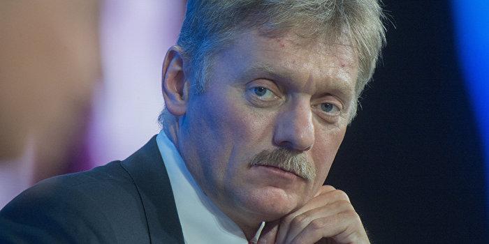 Песков назвал прекращение авиасообщения между Москвой и Киевом «актом безумия»