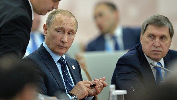 Кремль раскрыл детали подготовки встречи Путина с Обамой