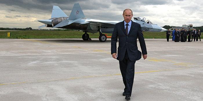 BBC: На Западе стали завидовать Путину