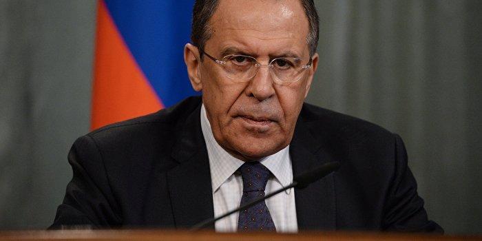 Лавров: Нелегитимные действия Запада должны быть прекращены