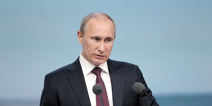 Путин: Любые действия в обход ООН противоречат международному праву