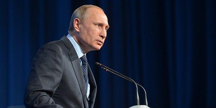 Путин: Экспорт «демократических» революций продолжается