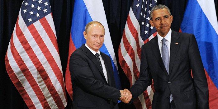 Маккейн: Обама «сдает» Путину все, что он хочет