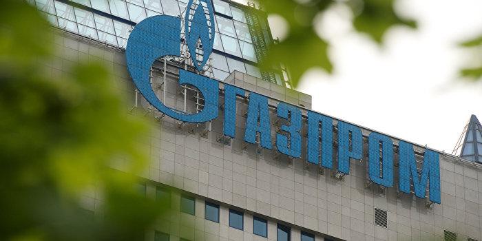 «Газпром» не получал от Украины 500 млн долларов за газ