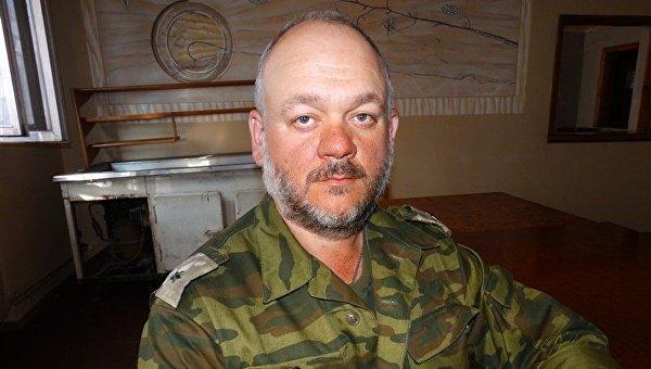 Майор Мартин Сукуп («Чех»): В Краматорске моим командиром был Бабай