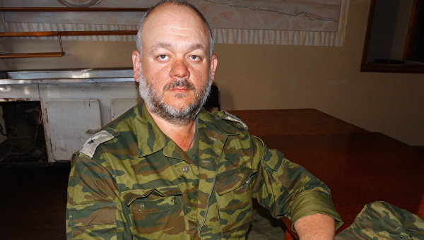 Свадьба в военном Донбассе: чешский доброволец женился на русской