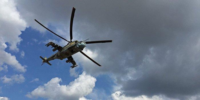 Житель Закарпатья пытался ввести на Украину части боевого вертолета