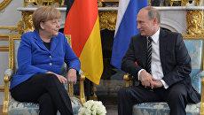 «Меркель – в Сибирь, Путина – в Берлин»