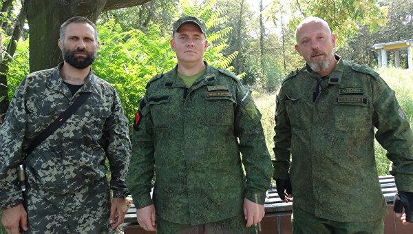 Чехо-Словацкие добровольцы в Донбассе: Мы, славяне в Европе, - рабы англо-саксов