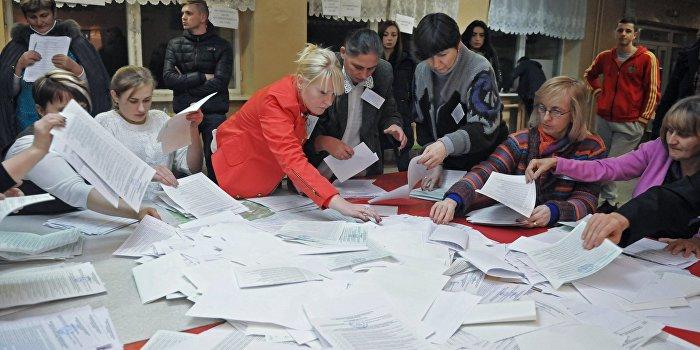 Выборы продемонстрировали раскол Галичины