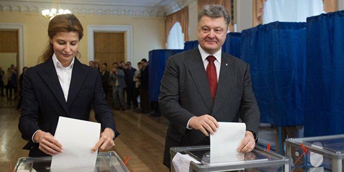 Цугцванг для партии Порошенко