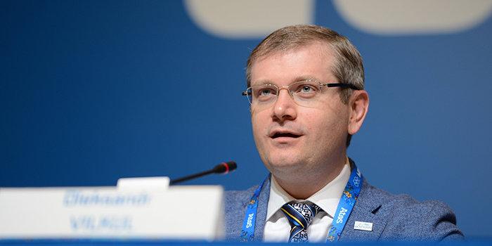 Вилкул: «Укроп» не оппозиция, а смесь экономических интересов и анархизма
