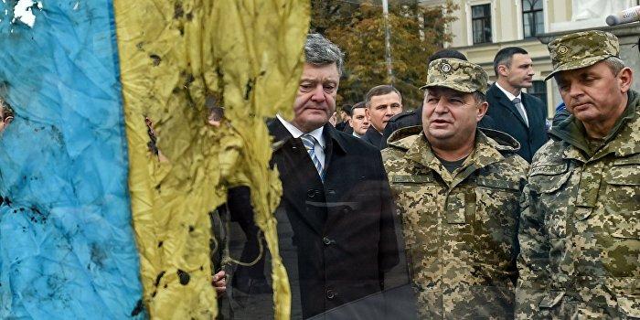 ВСУ проиграют войну из-за продажности МО Украины