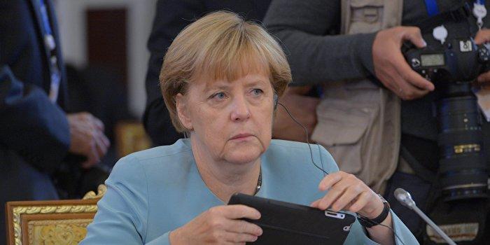Меркель предполагает военный конфликт в Европе