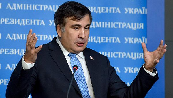 Саакашвили: Яценюк заврался, живя в параллельном мире
