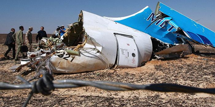 СМИ: Причиной авиакатастрофы А321 стал взрыв