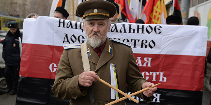 Мы не скачем. Почему русские не пришли на «русские марши»