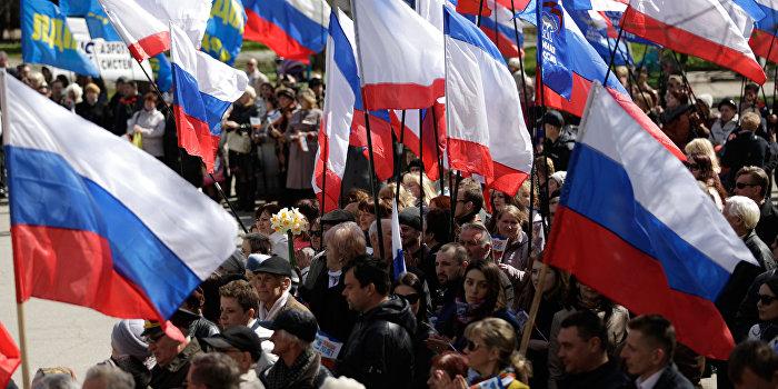 Telesur TV: Крымчане вернулись в Россию, чтобы избежать геноцида