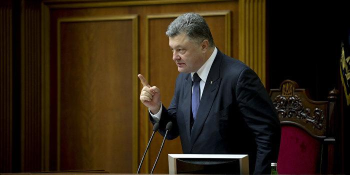 Telepolis: Репрессии делают Порошенко «Януковичем в квадрате»